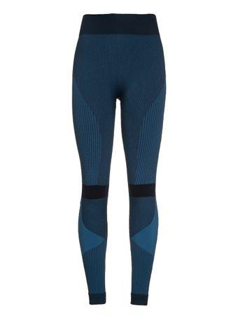 Calca-Legging-Micro-Print-Azul