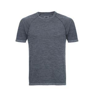 Camiseta-Colmeia-Chumbo
