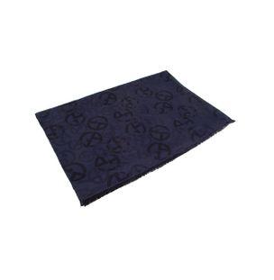 Estola-Franjas-Azul-Marinho