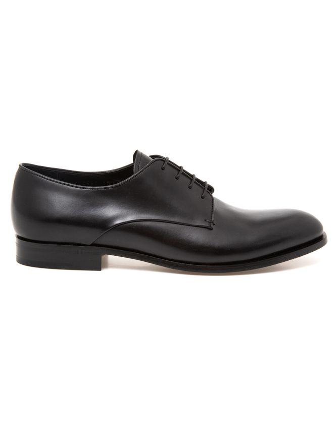 Sapato-Social-de-Couro-Preto