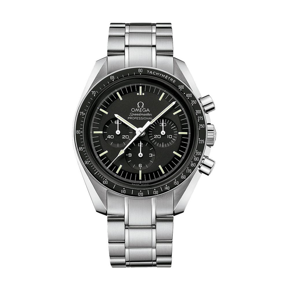 7b98b73a15b Relógio Speedmaster Moonwatch Corda Manual 42mm - Shopping Cidade Jardim