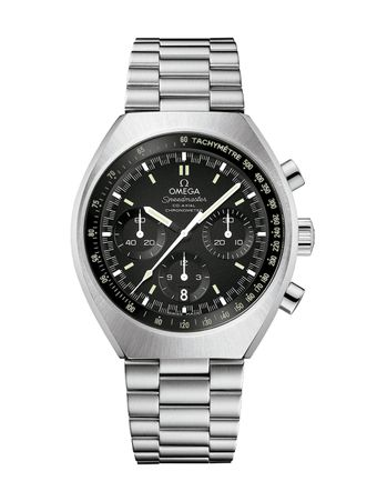Relogio-Speedmaster-Mark-Ii-Automatico-CoAxial-Chronometer-46mm-Preto