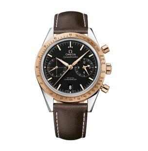 Relogio-Speedmaster57-Automatico-CoAxial-Chronometer-415mm-Preto