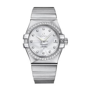 Relogio-Constellation-Automatico-CoAxial-Chronometer-35mm-Prata