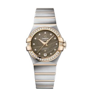 Relogio-Constellation-Automatico-CoAxial-Chronometer-27mm-Castanho