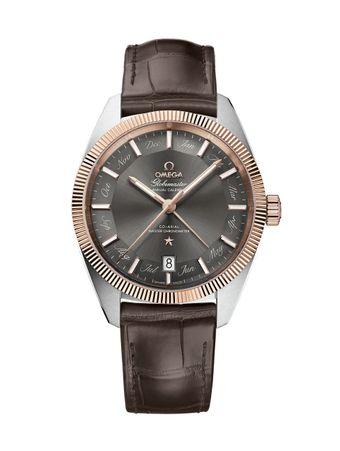 Relogio-Constellation-Globemaster-Automatico-CoAxial-Master-Chronometer-41mm-Cinza