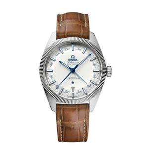 Relogio-Constellation-Globemaster-Automatico-CoAxial-Master-Chronometer-41mm-Prata