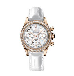 Relogio-De-Ville-Prestige-Automatico-CoAxial-Chronometer-35mm-Branco
