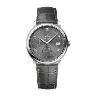 Relogio-De-Ville-Prestige-Automatico-CoAxial-Chronometer-395mm-Cinza