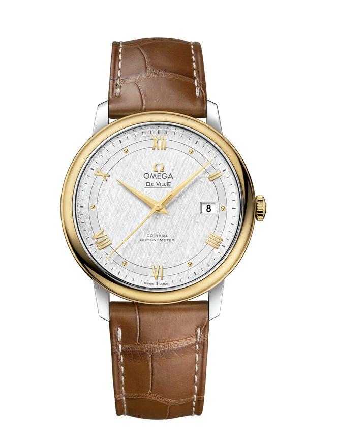 Relogio-De-Ville-Prestige-Automatico-CoAxial-Chronometer-395mm-Prata