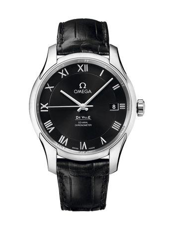 Relogio-De-Ville-Automatico-CoAxial-Chronometer-41mm-Preto