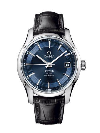 Relogio-De-Ville-Automatico-CoAxial-Chronometer-41mm-Azul