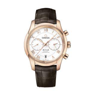 Relogio-De-Ville-Automatico-CoAxial-Chronometer-42mm-Prata