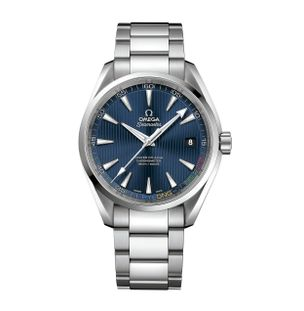 Relogio-Seamaster-Aqua-Terra--Olympic-Automatico-CoAxial-Chronometer-415mm-Azul