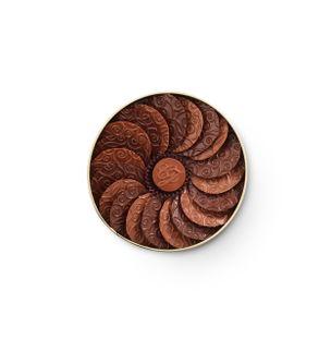Choco-Discos-Caramelo