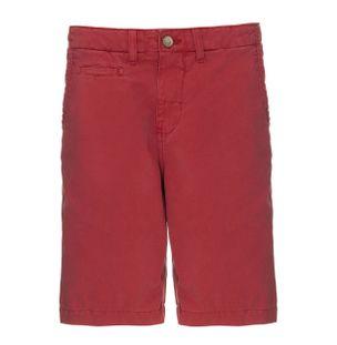 Bermuda-Chino-de-Algodao-Vermelho