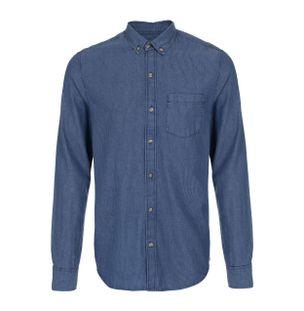 Camisa-Jeans-de-Algodao-Listrada-Azul-Indigo