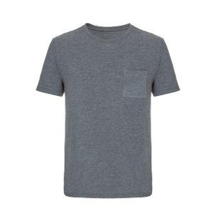 Camiseta-Crepe-de-Algodao-Cinza