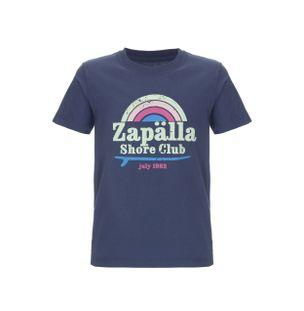 Camiseta-Rainbow-Boys-de-Algodao-Azul-Marinho