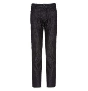 Calca-Jeans-de-Algodao-Preta