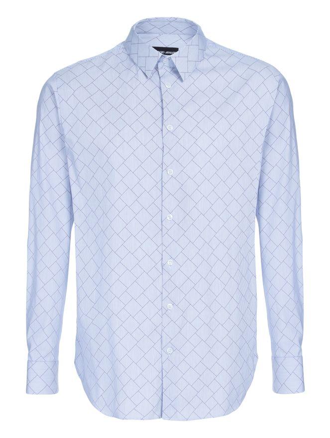 Camisa-de-Algodao-Quadriculado-Azul