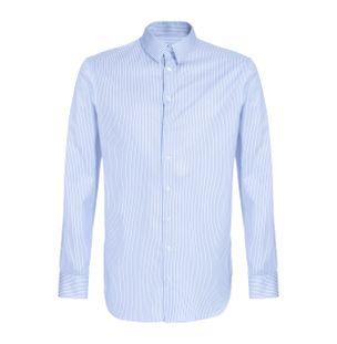 Camisa-de-Algodao-Listrada-Azul