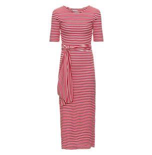 Vestido-Midi-Faixa-Listrada-Vermelho