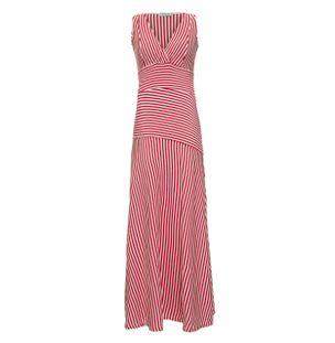 Vestido-Longo-Listrado-Vermelho