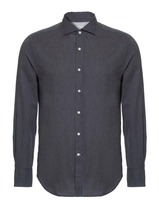 Camisa-Anthracite-Gola-Francesa-de-Algodao