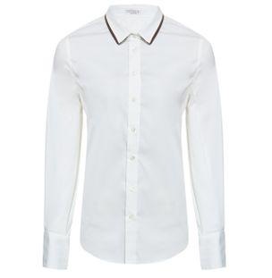 Camisa-de-Algodao-White