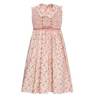 Vestido-Pietra-Smocking-de-Algodao-Floral-Nude
