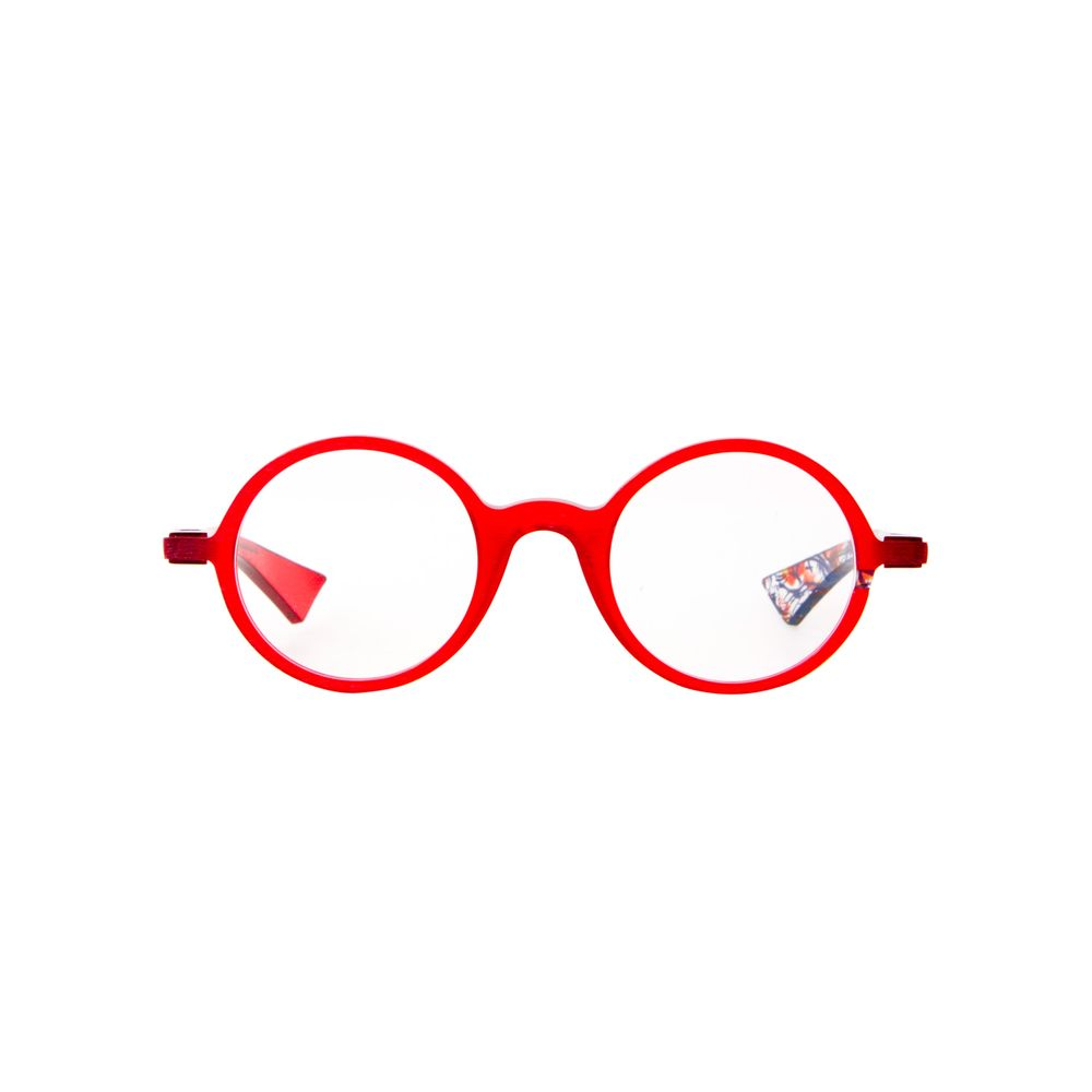 707c445ef Armação de Óculos Piero Massaro 484 Vermelha - Shopping Cidade Jardim