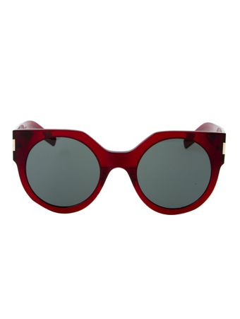 Oculos-de-Sol-Saint-Laurent-185Slim-Vinho
