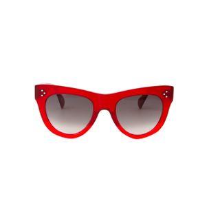 Oculos-de-Sol-Celine-40016I-Vermelho