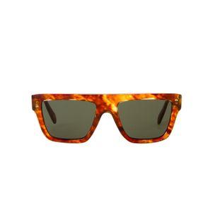 Oculos-de-Sol-Celine-40013I-Estampado-Marrom