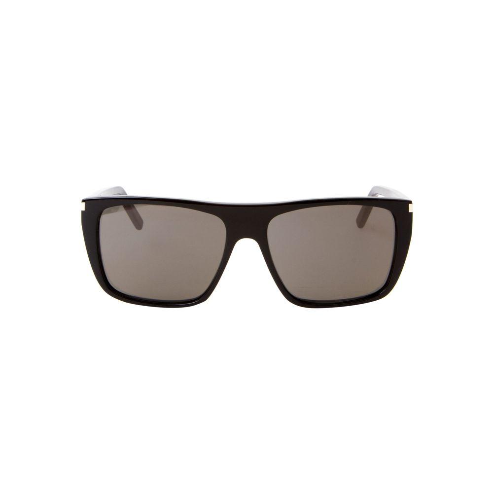 28c7c4a25f59e Óculos de Sol Saint Laurent 156 Preto - Shopping Cidade Jardim
