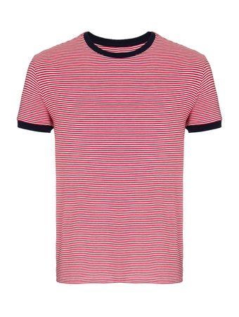 Camiseta-Listrada-Vermelha