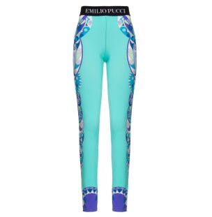 Calca-Legging-Estampada-Verde
