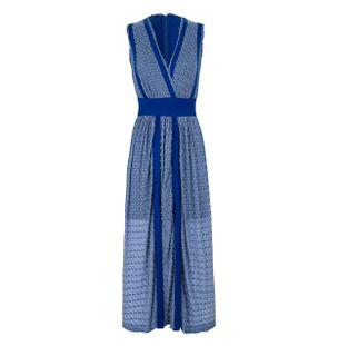 Vestido-Midi-Misso-de-Seda-Azul
