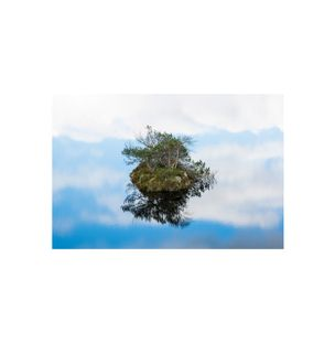 Island-Reflection-Papel-Algodao