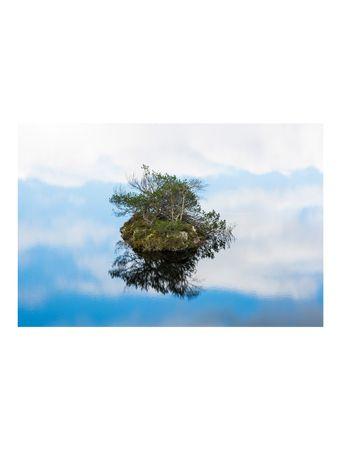 Island-Reflection-Papel-Algodao