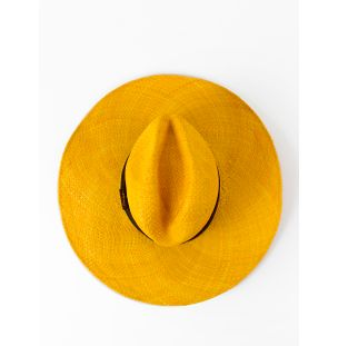 Chapeu-Panama-Malu-Amarelo