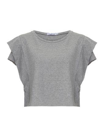 Tshirt-Pacific-Cinza-Mescla