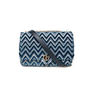 Bolsa-Shoulder-Texturizada-Azul