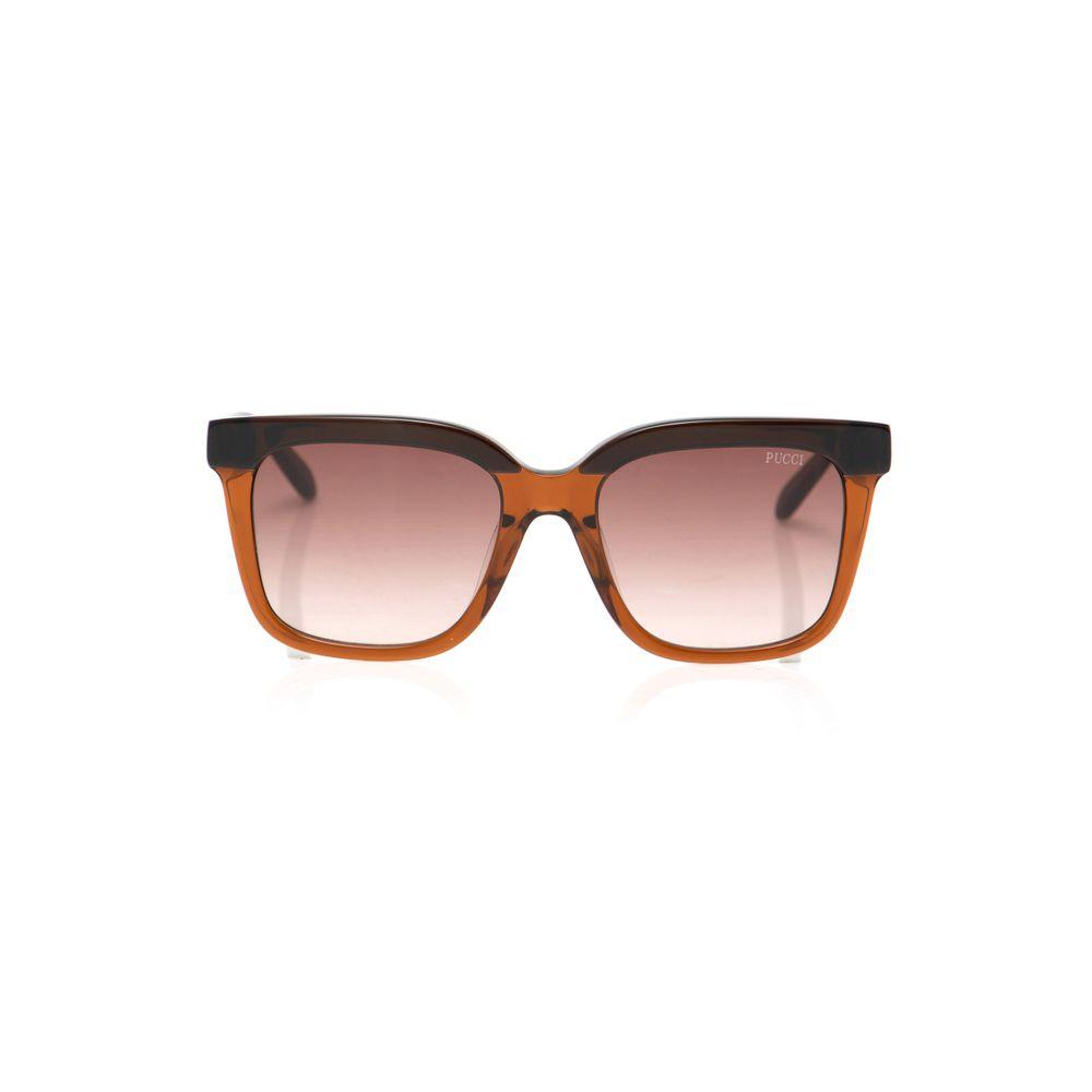 bcb68d515bc86 Óculos de Sol Quadrado Marrom - Shopping Cidade Jardim