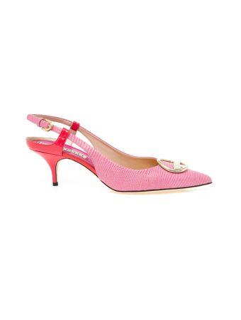 Sapato-Aberto-de-Bico-Fino-Rosa