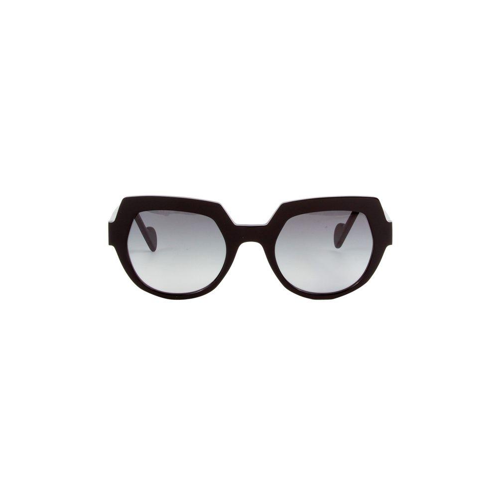 b11ae357ee2 Óculos de Sol Geométrico Anne   Valentin Seydoux Preto - Shopping ...