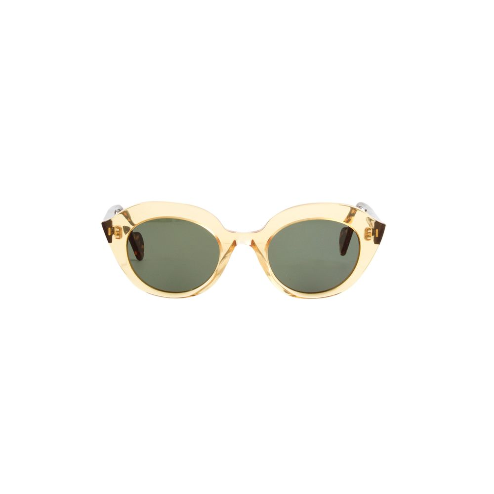 0f3e3747865 Óculos de Sol Gatinho Anne   Valentin Suzanne Amarelo - Shopping ...