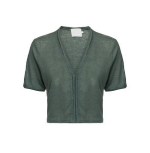 Blusa-Cropped-Decote-V-Verde