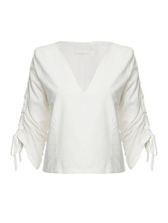 Blusa-Bata-Puxador-de-Linho-Off-White